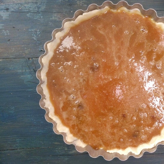butter tart pie