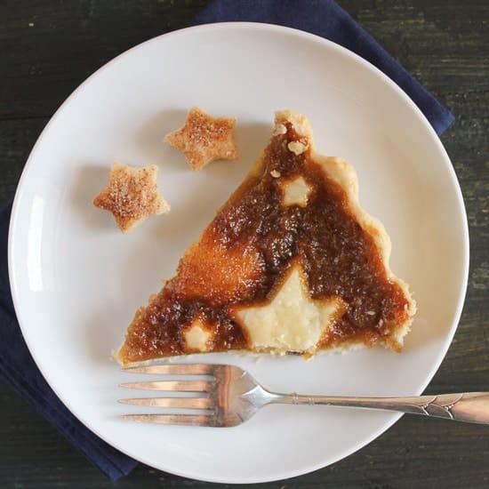 Butter Tart Pie