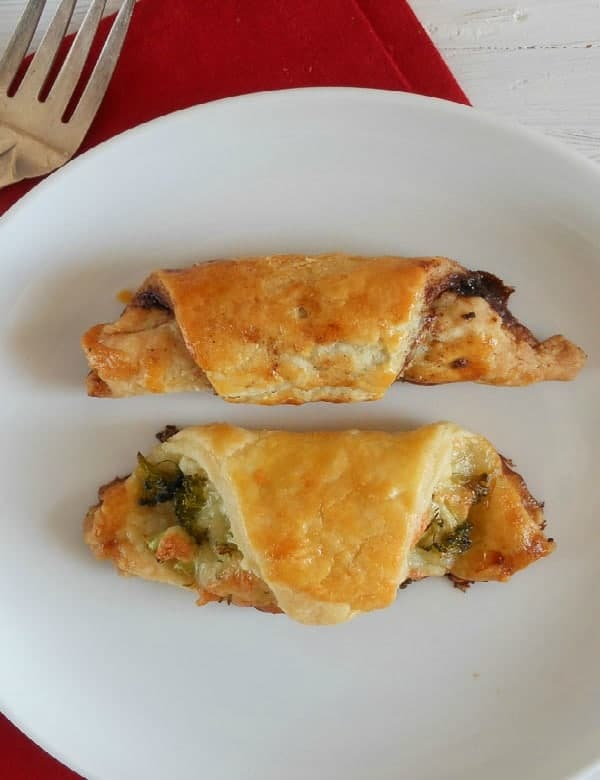 sweet or savory crescents