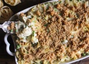 creamy tuna noodle casserole 4 (1 of 1)
