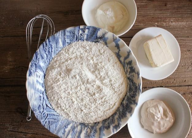 half and half scones/anitalianinmykitchen.com