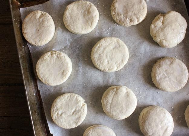 half and half scones /anitalianinmykitchen.com