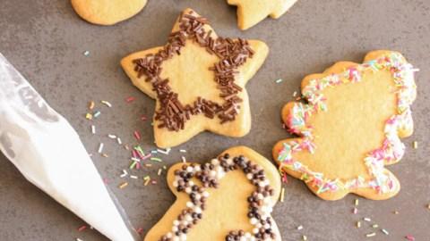 Brown Sugar Cut-Out Cookies