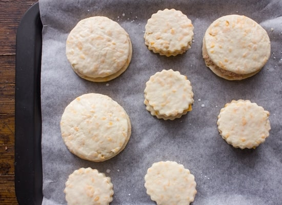 Homemade Biscuit Mix, a fast and easy dough mix made with butter, just add milk, better than store bought. Conserve in fridge or freezer.