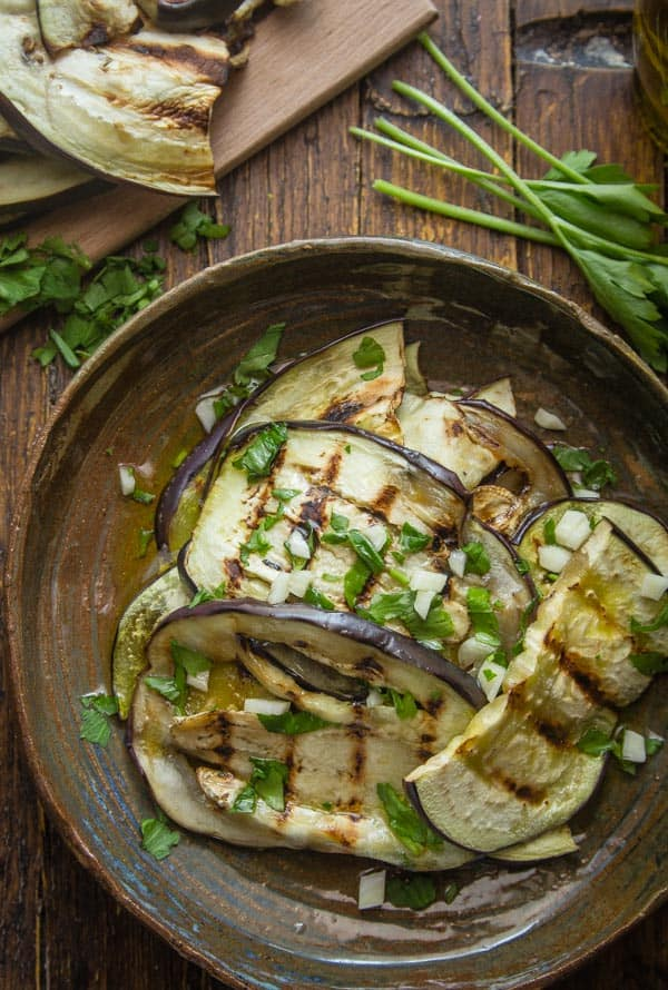 recipe: grilled eggplant side dish [39]