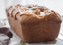An Easy Caramel Apple Surprise Sweet Loaf makes the perfect dessert,snack or Breakfast bread, fresh Apples make this bread healthy and yummy.
