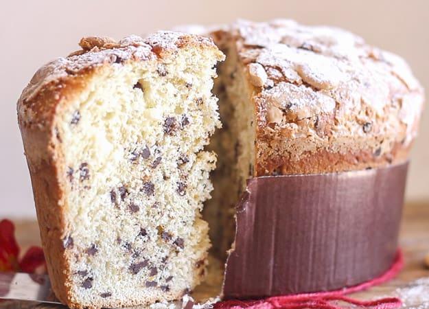 Panettone Italian Christmas Sweet Bread