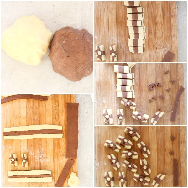 how to make crunchy gift wrapped cookies