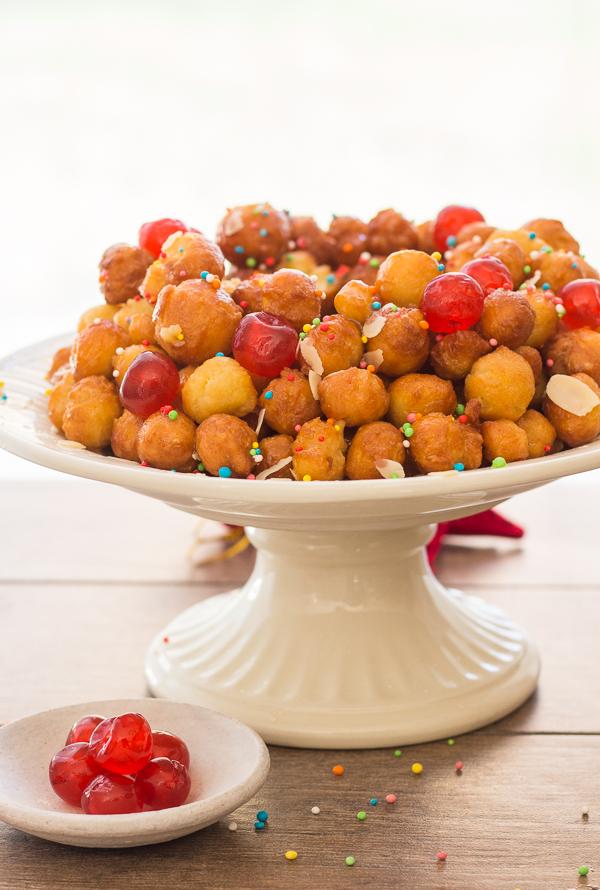 Struffoli Italian Honey Balls An Italian In My Kitchen