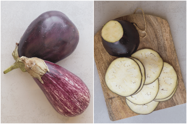 eggplant parmesan the perfect eggplant globe and Italian types