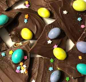 easter bark pieces