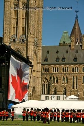 Changing of the Guard, Ottawa