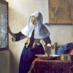 Young Woman with a Water Pitcher by Jan Vermeer: A Taste of Mysticism in the Midst of Domesticity
