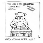 The Lord is my Literary Agent