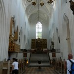 Odense Cathedral, Odense, Funen, Denmark