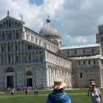 Images from our Trip to Pisa: The Leaning Tower, Duomo and Baptistery