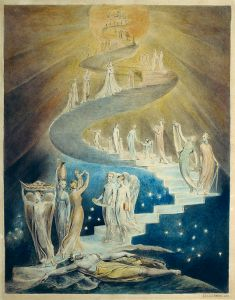 Jacob's Dream, by William Blake