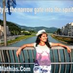Honesty Is the Narrow Gate to the Spiritual Life: Learning from My Daughter, Irene