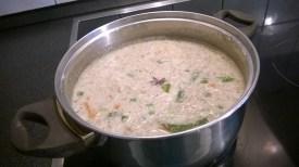 The kurma ready to be eaten