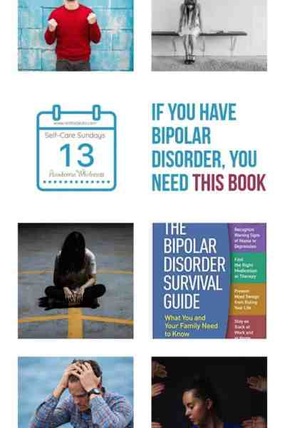 Know someone with bipolar disorder? Find out how to survive and thrive. #bipolar #mentalhealth #family