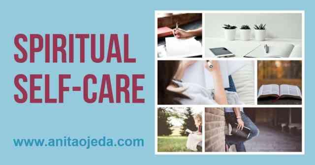 spiritual self-care
