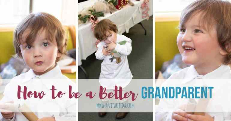 I felt like a won a marathon last night when my grandson raised his sweet little face to kiss me goodnight. Who would have thought I'd lean the secret of being a better grandparent from playing crazy games? #grandparenting #grandchildren