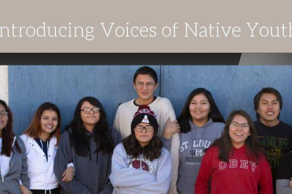 Not just another blog--but a blog by Native youth about Native youth. You'll learn what it's like to grow up between two cultures. #nativeamerican #nativeyouth #student #ownvoices