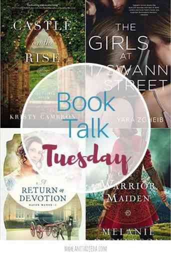 Four new releases you won't want to miss. Especially if you're looking for Valentine's Day gifts for the women in your life! #amreading #bookreview #YA #mustread