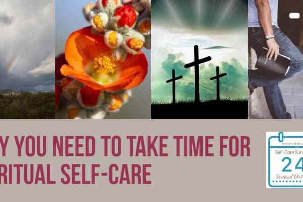 We all need to learn to care for our spiritual nature--if we don't, we can find ourselves stuck in a rut or feeling far from God. Learn how to use a simple acronym to help you form spiritual self-care habits. #checklist #habits #selfcare #spiritual #relationship