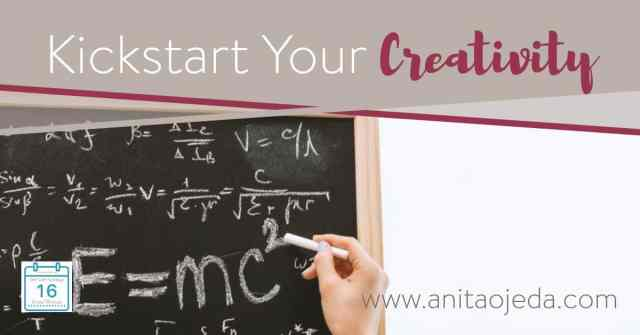 Creativity isn't just for creative people. In fact, if you think of yourself as more academic, let me assure you that you, too, have a creative side. You should learn how to nurture your creativity in order to practice healthy self-care. #SelfCareSunday #creativity #selfcare