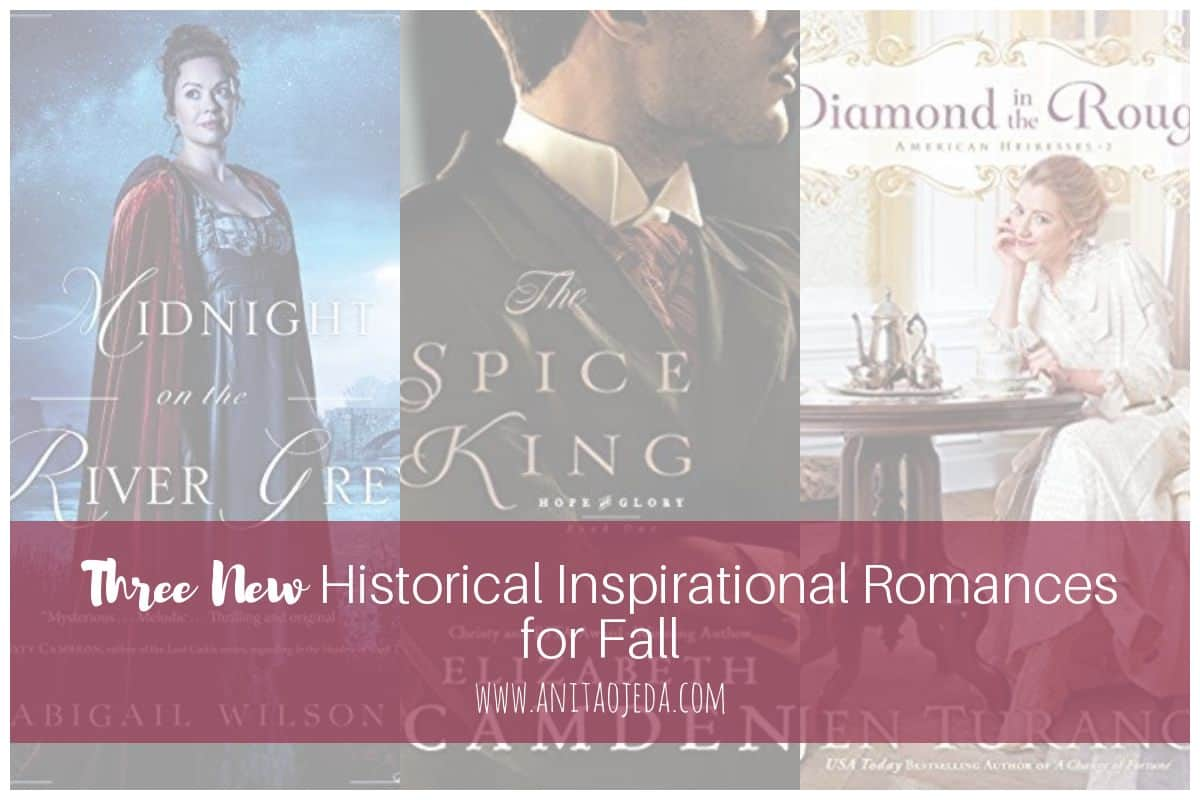 Looking for a new historical inspirational book that will keep you riveted (who needs to do laundry, anyway?)? Check out these three new offerings from some of the best historical inspirational authors. #amreading #forgetthelaundry #historicalromance #inspirational