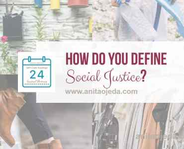 Looking for a social justice definition? The concept of social justice dates back to biblical times, and it hasn't changed much to this day. Find ten ideas for practicing social justice now (why wait?). #socialjustice #selfcare #SelfcareSunday