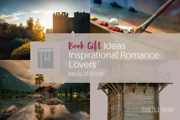 Looking for the perfect gift for the inspirational romance lover in your life? Check out these three new releases set in unique locations: island, fort, and castle. Gift-giving made simple! #giftideas #inspirationalfiction #romance #Christmas #amreading