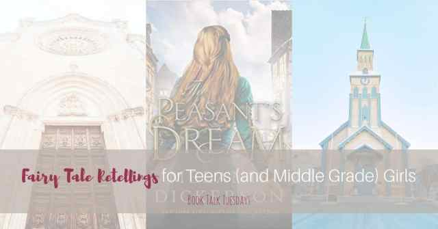 Know a bored teen in search of a good book or series? My students adore the Hagenheim series by Melanie Dickerson. Students in grades six through 12 race to the library to snap up copies as soon as they release. #ThePeasantsDream @melanieauthor #NetGalley #amreading #teacherpicks #librarian #bookreview