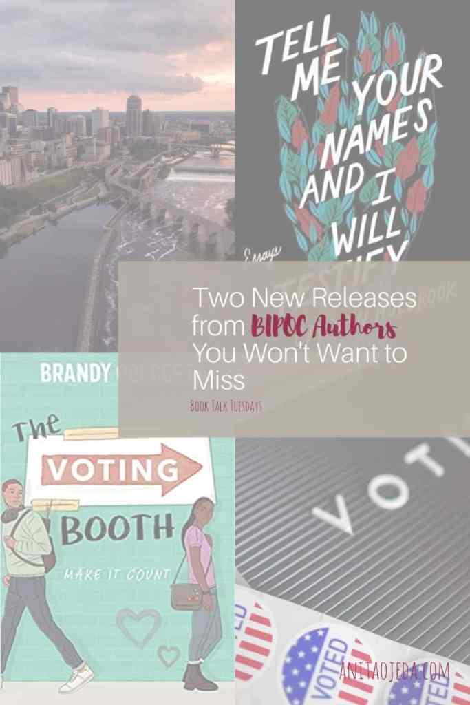 What IS a BIPOC author, anyway? The acronym stands for Black, Indigenous, Person of Color. And these books, authored by BIPOC authors, allow readers to better understand problems other people face. #BIPOC #OwnVoices #YAFiction #Memoir #amreading #TBR #newrelease