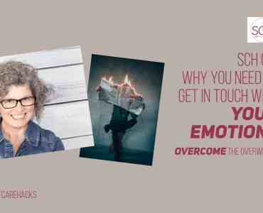 C'mon, does a person REALLY need to get in touch with his or her emotions? Well, yes. Unless you want to go through life like a zombie. And who wants to do that? Listen in to today's podcast and discover five hacks for getting in touch with your emotions. #emotionalintelligence #EQ #selfawareness #selfcare #podcast #selfcarehackspodcast #selfcarehacks