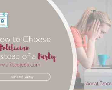 Does a person have to belong to a political party? And how exactly does one figure out the best candidate for the job? This handy, FREE Thoughtful Voter's Guide will help you wade through the mud before the November elections roll around. #2020elections #politicalparties #votersguide #choice #candidate #politician #politics #elections #christian #ethics #antiracist #abortion #environment #corevalues