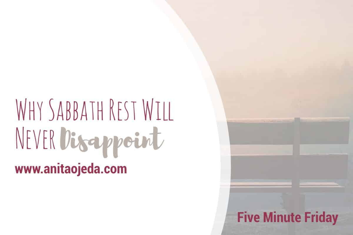 Other days might disappoint, but a day of Sabbath rest will energize you like nothing else. #Sabbath #rest #Sabbathrest #selfcare #selfcarehacks #podcast