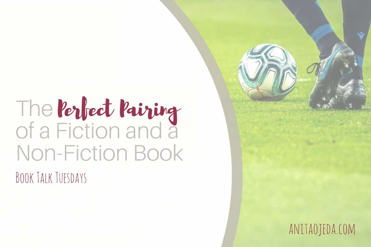 Here's the perfect pairing of two own-voices books that teachers, librarians, and parents will want to read and recommend.#ownvoices #YA #MG #teacher #librarian #amreading #Argentina #futbol #soccer #homeschool #multicultural #diary