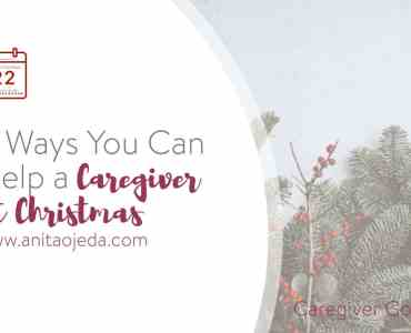 I never thought I'd be a caregiver at Christmas, but it happened to us when our girls were young. Without the help of family, friends, and strangers, we would have had a rough holiday. #caregiver #familycaregivermonth #Christmas #angel #gifts #cancer #selfcare #holiday #giving
