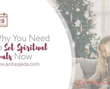 Do you need to set spiritual goals? It depends on whether or not you'd like to draw closer to God. If you do, these five hacks will help you set meaningful goals for your season of life. #spiritualgoals #goalsetting #Christianity #selfcare #selfcarehacks #podcast #blogger #Christianwalk #spirituality #stress #joy #comfort #tistheseason