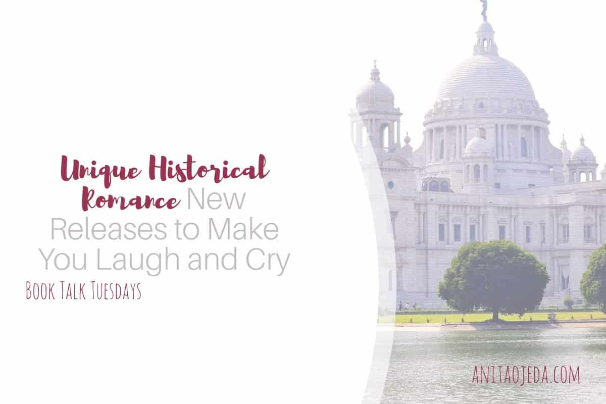 I love unique historical romances that bring to light little-known or little-remembered parts of history. Even better if the author can make me laugh and cry in the same book. These new releases fit the bill. #inspy #historicalromance #inspirational #bookreview #amreading #booksforsummer #india #calcutta #England #embroidery #Australia #art