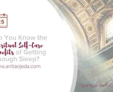 Do getting adequate sleep and spiritual self-care have anything to do with each other? The answer may surprise you. #sleep #sleepdeprivation #rest #sabbbath #sabbathrest #Christian #relationship #anxiety #worry #selfcare #selfcarehacks #takecareofyourself