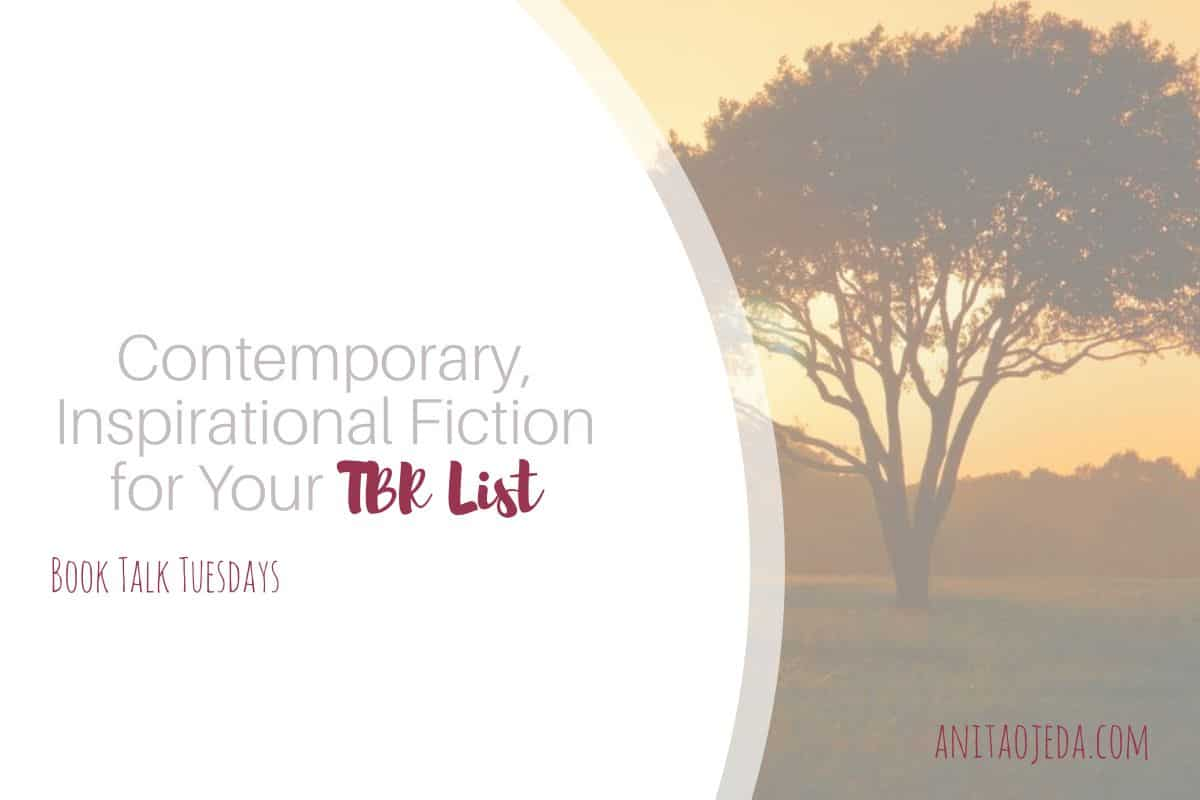 Everyone has a TBR list, right? I like to keep mine small. Consider adding these two contemporary inspirational fiction books to your list! #TBR #amreading #bookreview #netgalley #bethanyhouse #thomasnelson #bookblogger #contemporaryfiction