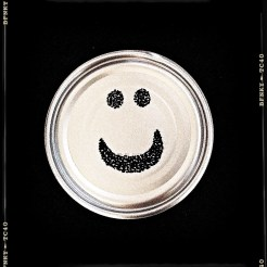 Smile Again: Day 20 Black Chia Seeds on Gravy Tin Bottom