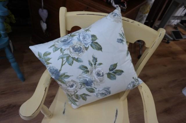 Sanderson-Eglantine-slate-blue-18-inch-Cushion-Anitas-soft-furnishings