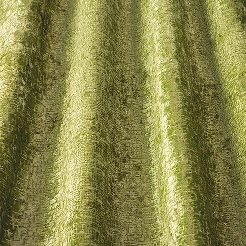 iLiv Fabrics Vivaldi Velvet Lime Anita's Soft Furnishings Warner Street Accrington