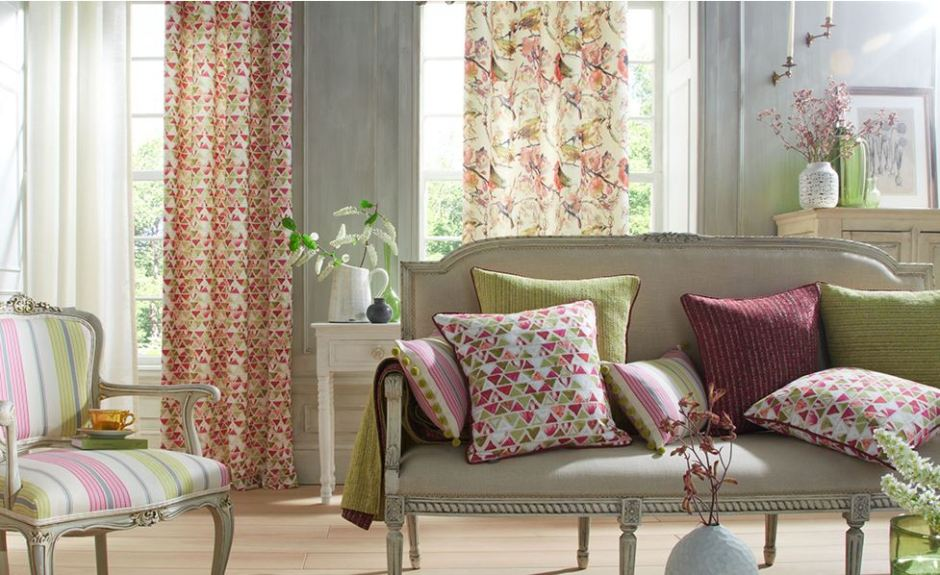 iLiv Hummingbird Collection Anita's Soft Furnishngs Warner Street Accrington