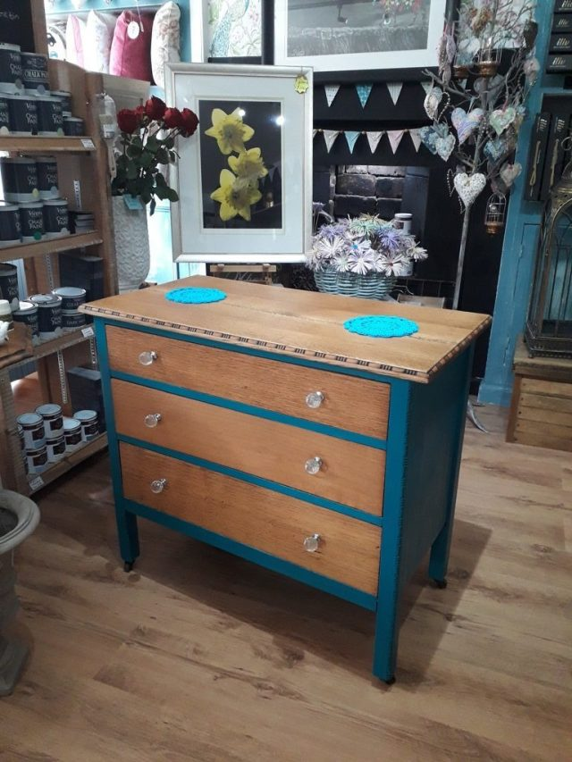 Set Of Up-Cycled Drawers
