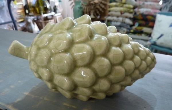 Ceramic Pine Cone